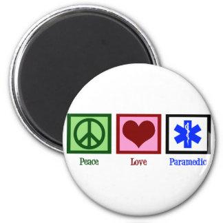De Paramedicus van de Liefde van de vrede Magneet