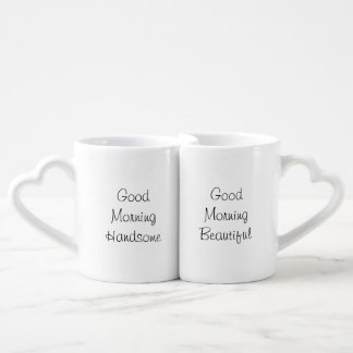 De Paren van de goedemorgen Loversmok