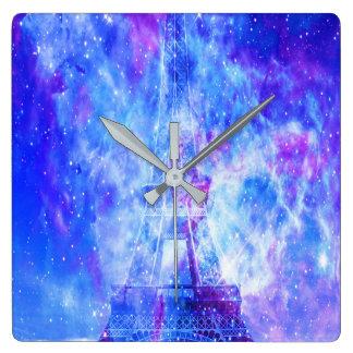 De Parijse Dromen van de minnaar Vierkante Klok