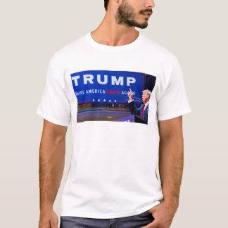 De Parodie van de troef maakt opnieuw de Rooster T Shirt