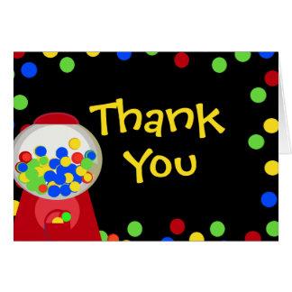 De Partij van Bubblegum dankt u Briefkaarten 0