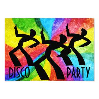 De Partij van de disco - Dansende Mensen en de Kaart