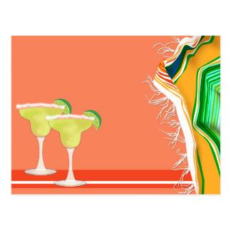 De Partij van de Pret van de fiesta Briefkaart