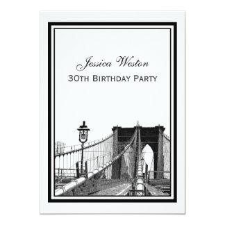 De Partij van de Verjaardag van de Brug van Kaart