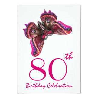 De Partij van de Verjaardag van het Jaar van de 12,7x17,8 Uitnodiging Kaart