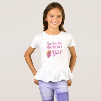 De Partij van de Verjaardag van het Kuuroord van T Shirt