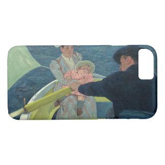 De partij van het Roeien door Mary Cassatt iPhone 7 Hoesje