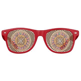 De partijschaduwen van het Wiel van de roulette Festival Zonnebril