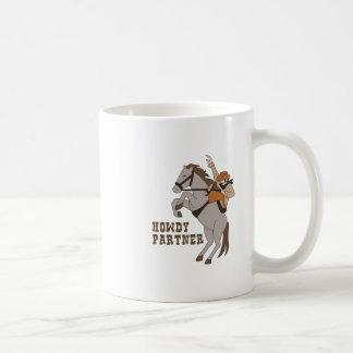 De Partner van Howdy Koffiemok
