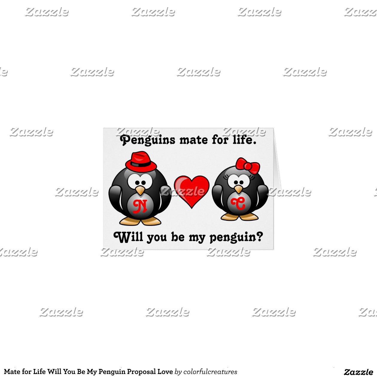 De partner voor het leven zal u mijn liefde van he wenskaarten zazzle - Decoratief kader voor het leven ...