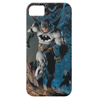 De Pas van Batman Barely There iPhone 5 Hoesje