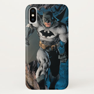 De Pas van Batman iPhone X Hoesje