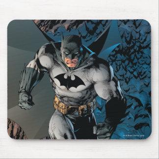 De Pas van Batman Muismatten
