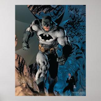 De Pas van Batman Poster