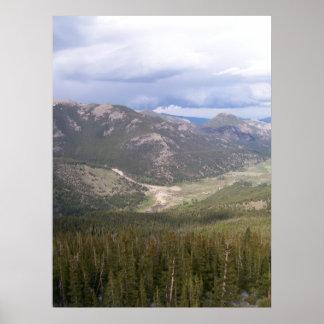 De Pas van de berg Poster
