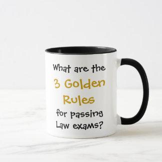 De Pas van het Examen van de wet - de Gouden Mok