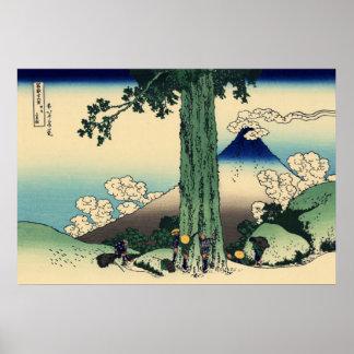 De Pas van Mishima in Provincie Kai Poster