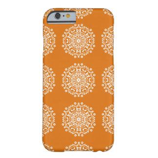 De Pastei Mandala van de pompoen Barely There iPhone 6 Hoesje