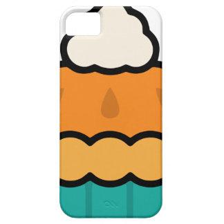 De Pastei van de pompoen Barely There iPhone 5 Hoesje