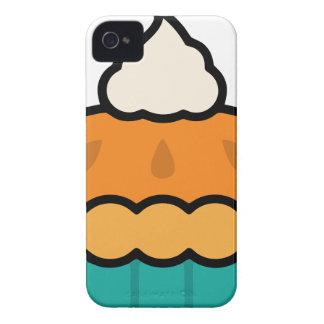 De Pastei van de pompoen iPhone 4 Hoesje