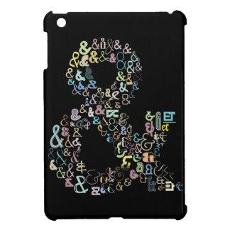 De pastelkleuren van Ampersand iPad Mini Cases