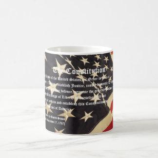 De patriottische Mok van de Koffie