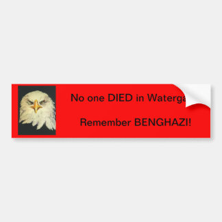 De patriottische Sticker van de Bumper Begahzi