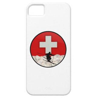 De Patrouille van de ski Barely There iPhone 5 Hoesje