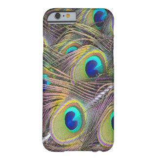 De pauw bevedert mooie iphone 6 hoesje