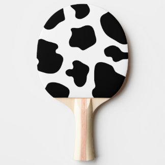 De peddel van de de drukpingpong van de koe voor tafeltennis bat