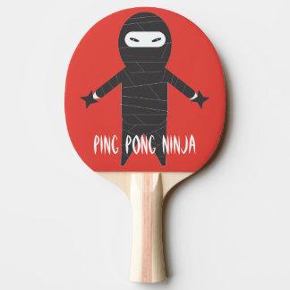 De Peddel van de Pingpong van Ninja Tafeltennis Bat