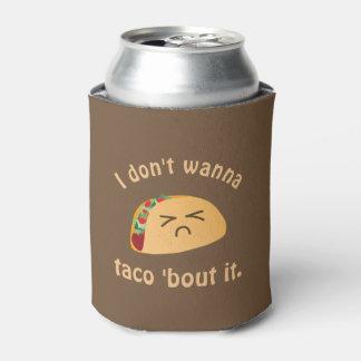 De Periode van de taco 'het de Grappige Humor van Blikjeskoeler