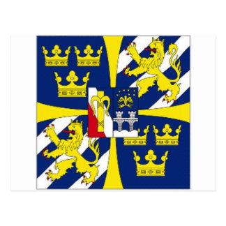 De Persoonlijke Norm van de Koningen van Zweden Briefkaart