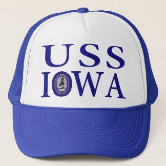 De Petten van de USS Iowa