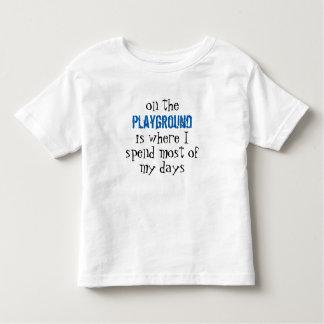 De peuter Fijne T-shirt van Jersey voor Peuters