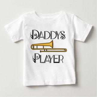 De Peuter van de Speler van de Trombone van de T Shirt