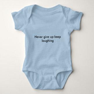 De peuters van het baby tshirt