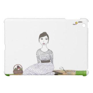 De Picknick van Jane Austen iPad Mini Hoesje