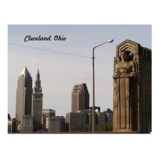De Pictogrammen van Cleveland Briefkaart
