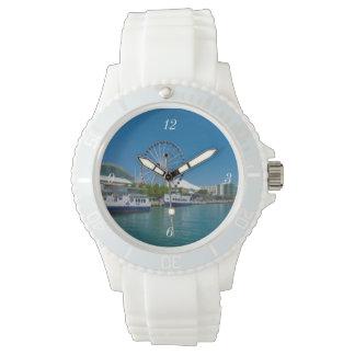 De Pijler van de marine Horloge