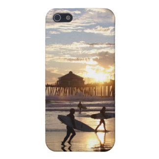 De Pijler van het Strand van Huntington iPhone 5 Case