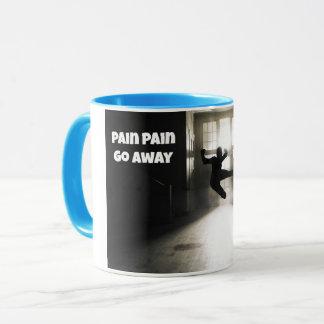 De Pijn van de pijn gaat de Mok van de Koffie voor