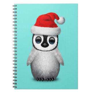 De Pinguïn die van het baby een Pet van de Ringband Notitieboek