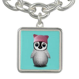 De Pinguïn die van het Baby van Nerdy Pussy Pet Armbandje
