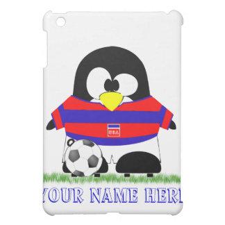 De Pinguïn van het voetbal iPad Mini Case