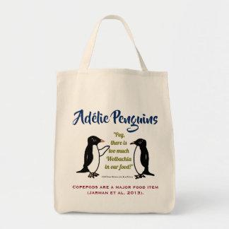 De Pinguïnen van Adélie door RoseWrites Draagtas
