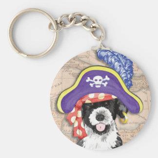 De Piraat van DOW Sleutelhanger