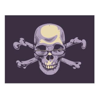 De Piraat van Nerdy Briefkaart