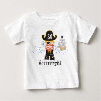De Piraten van Arrrrr Baby T Shirts