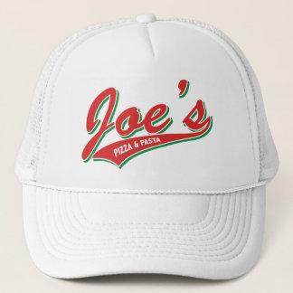 De Pizza & de Deegwaren van Joe Trucker Pet